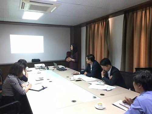 Báo cáo seminar và định hướng đề tài NCKH trong lĩnh vực công nghệ môi trường và thực phẩm chế biến