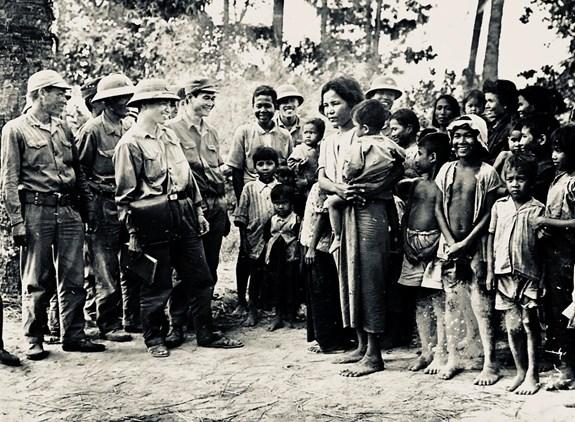 Kỷ niệm 40 năm Ngày chiến thắng chiến tranh bảo vệ biên giới Tây Nam của Tổ quốc và cùng quân dân Campuchia chiến thắng chế độ diệt chủng (7-1-1979/7-1-2019): Cuộc chiến vì chính nghĩa