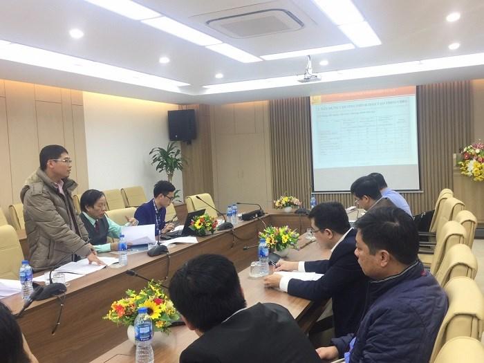 Khoa Cơ khí tổ chức thẩm định chương trình ngành Kỹ thuật Hệ thống Công nghiệp