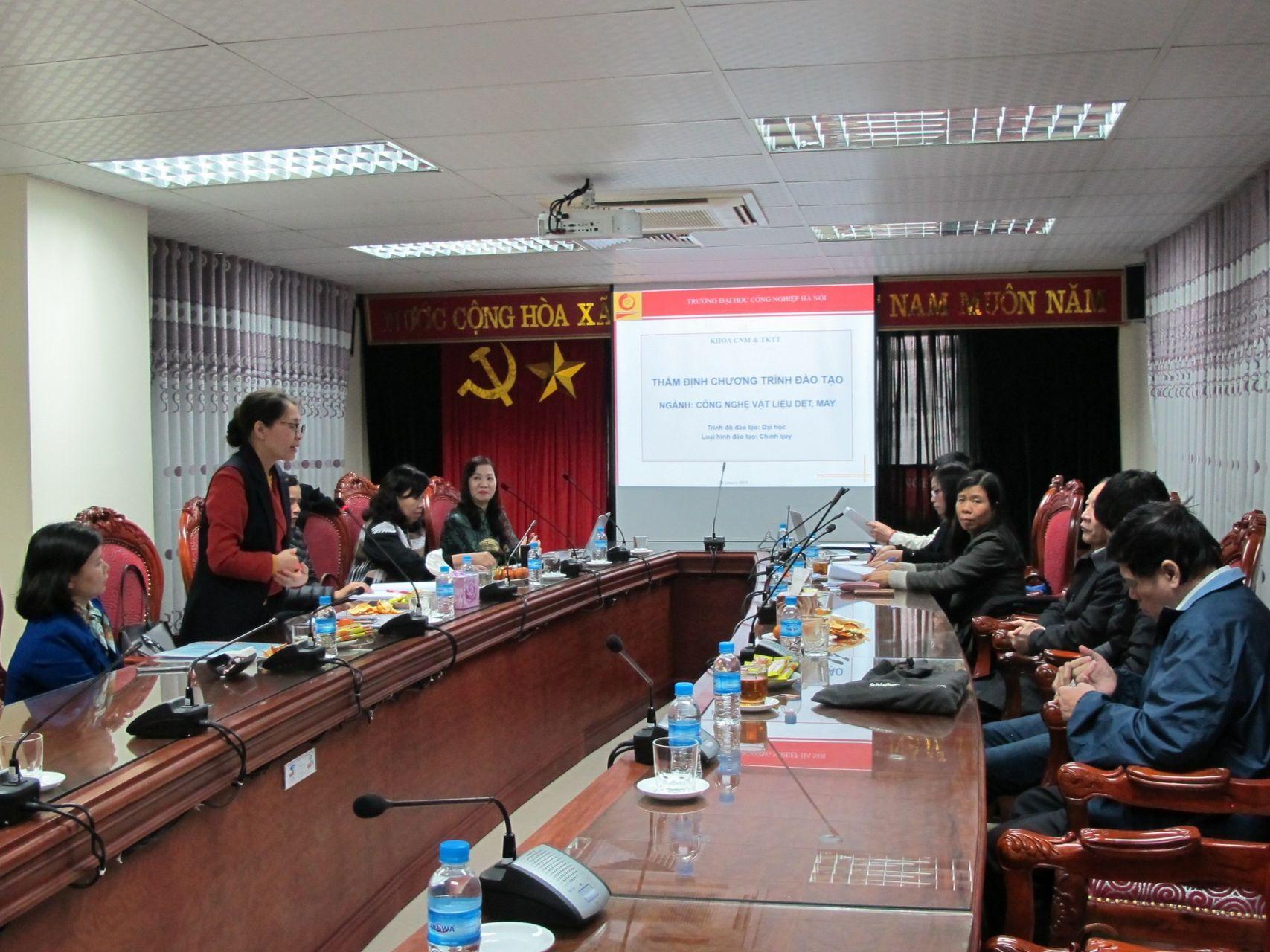 Trường Đại học Công nghiệp Hà Nội mở ngành đào tạo mới: Công nghệ vật liệu dệt, may