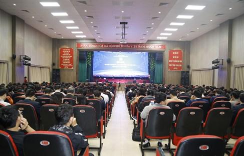 Hội nghị Truyền thông và Văn hóa giáo dục đại học - Đổi mới và phát triển