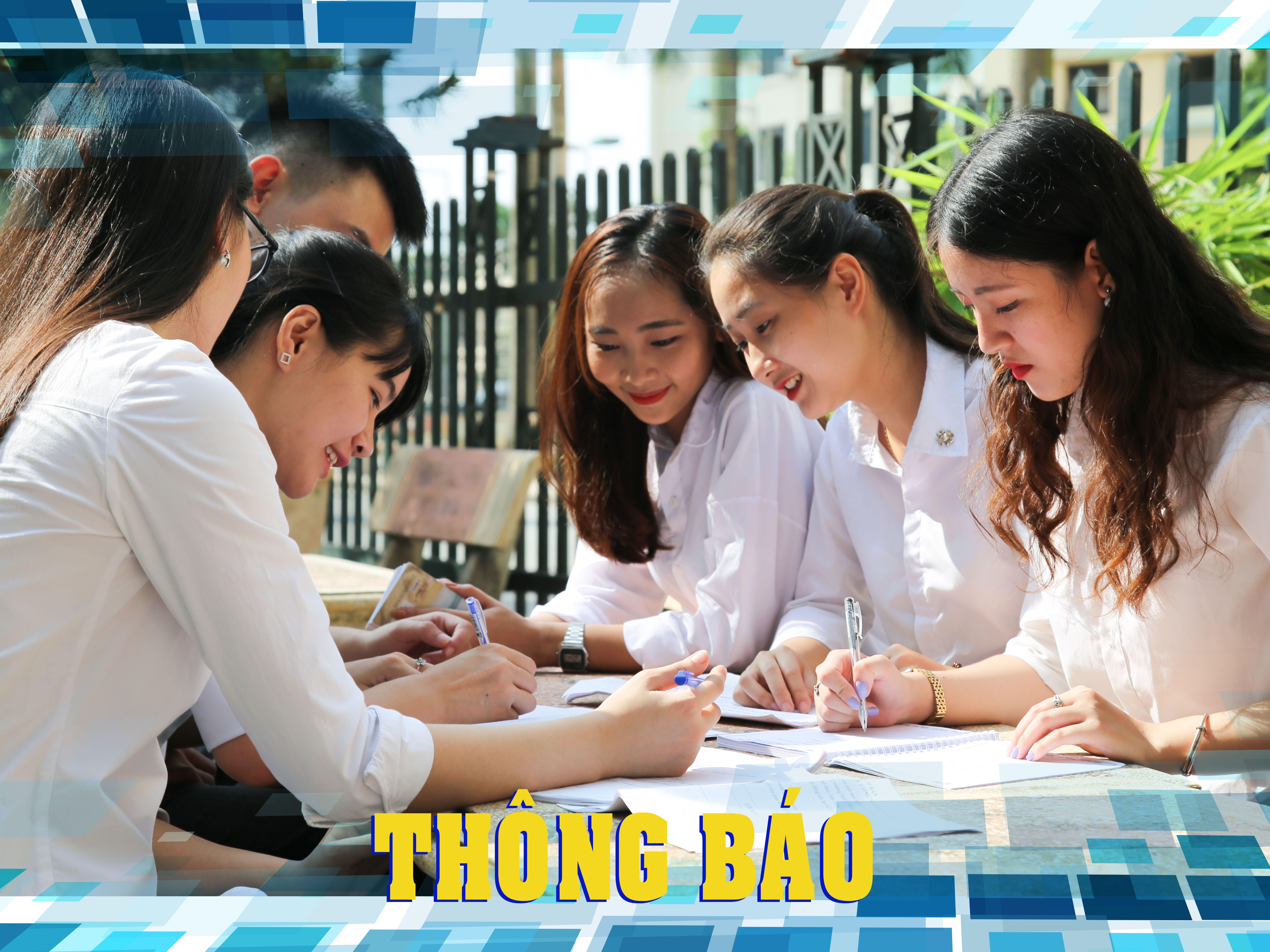 Trường Đại học Công nghiệp Hà Nội tuyển sinh năm 2019