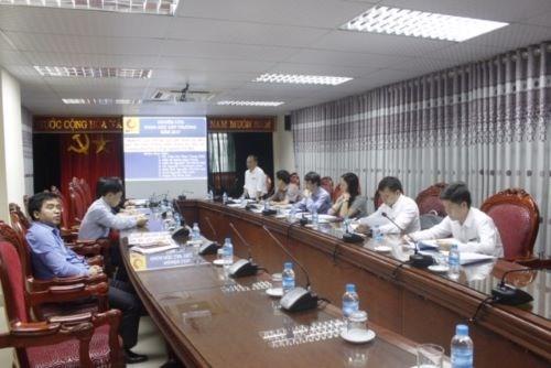 Nghiệm thu đề tài cấp trường của TS. Trần Thị Thùy Trang - Giảng viên Khoa Kế toán Kiểm toán