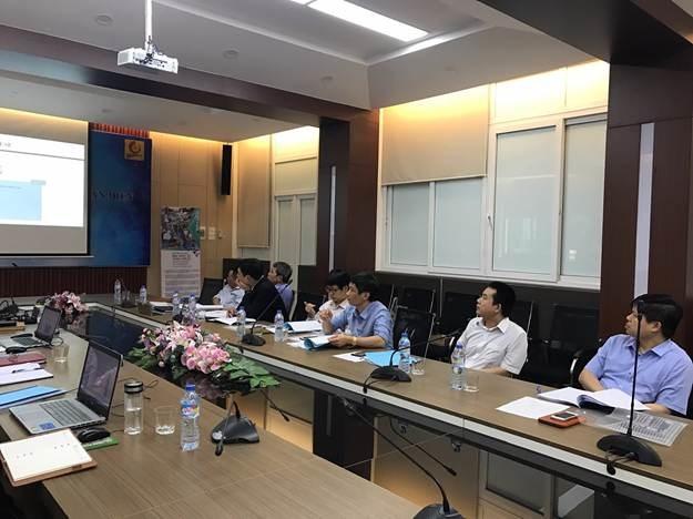 Thẩm định đề án khảo sát, thiết kế hệ thống chống sét đánh trực tiếp và lan truyền tại cơ sở 3, trường Đại học Công Nghiệp Hà Nội