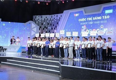 Khai mạc vòng loại Cuộc thi Sáng tạo Robot Việt Nam 2019 khu vực phía Bắc