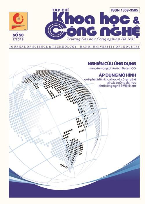 Tạp chí Khoa học và Công nghệ số 50 (2/2019)