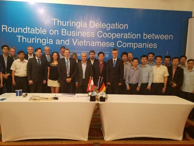 Cơ hội hợp tác với doanh nghiệp Cơ khí tại Bang Thuringia, CHLB Đức