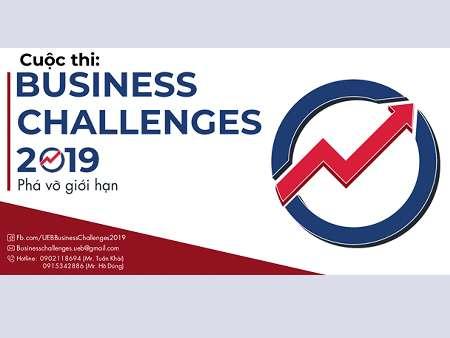 Thông báo V/v tham gia cuộc thi Business Challenges 2019