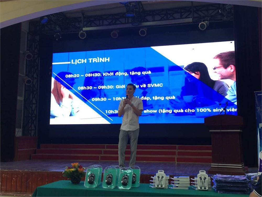 """Hội thảo: """"Xu hướng phát triển của công nghệ điện tử và Tìm kiếm tương lai của bạn"""""""