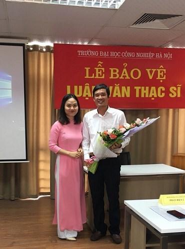 Đánh giá luận văn thạc sĩ ngành Quản trị kinh doanh, Trường Đại học Công nghiệp Hà Nội