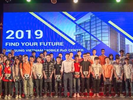 """Hội thảo hướng nghiệp """"Học bổng tài năng Samsung 2019"""""""