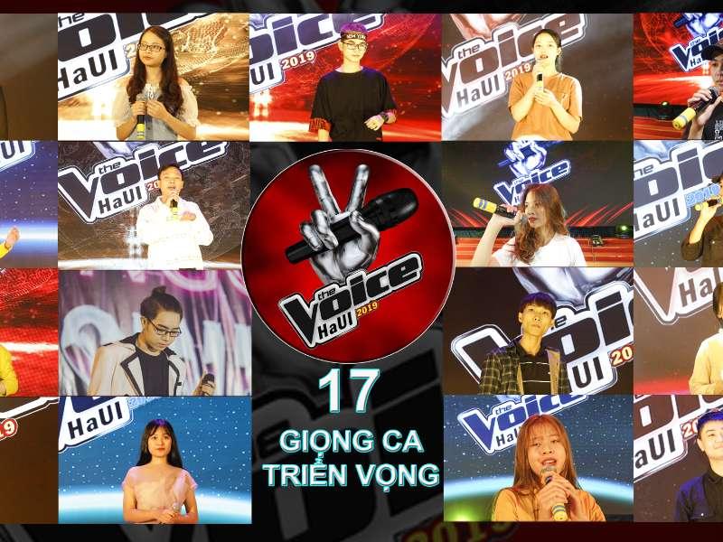 """Chung kết cuộc thi """"Giọng hát hay sinh viên"""" năm 2019 trường Đại học Công nghiệp Hà Nội"""