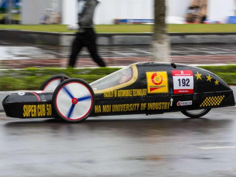 Sinh viên Đại học Công nghiệp Hà Nội đạt giải Nhất và Nhì tại cuộc thi Lái xe sinh thái, tiết kiệm nhiên liệu Honda 2019