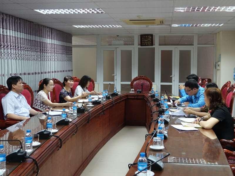 Công đoàn Trường Đại học Công nghiệp Hà Nội đáp ứng yêu cầu hoạt động công đoàn theo tình hình mới