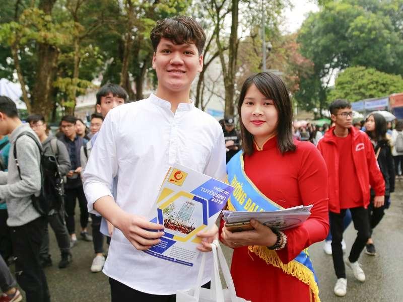 Nhiều cơ hội trúng tuyển Đại học Công nghiệp Hà Nội cho thí sinh đạt từ 16 điểm