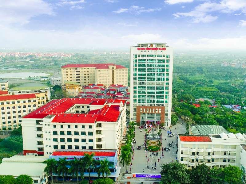 Trường Đại học Công nghiệp Hà Nội thông báo điểm trúng tuyển đại học chính quy năm 2019