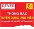 Hội thảo giới thiệu chương trình tuyển dụng ứng viên tham dự thi tay nghề thế giới 2021 và tuyển dụng của Công ty TNHH Denso Việt Nam