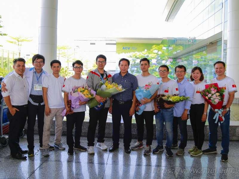 Sinh viên Đại học Công Nghiệp Hà Nội đạt Chứng chỉ nghề xuất sắc tại kỳ thi tay nghề thế giới lần thứ 45