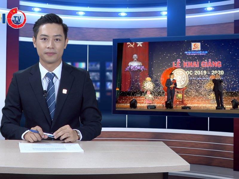 Bản tin đặc biệt phát sóng trên Kênh Truyền hình HaUI: Chào tân sinh viên, chào năm học mới 2019 - 2020