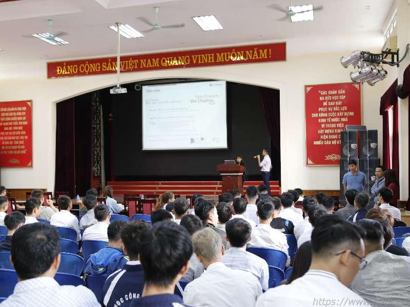 Cơ hội trở thành kỹ sư và kỹ thuật viên cho Công ty TNHH LG Display Việt Nam Hải Phòng