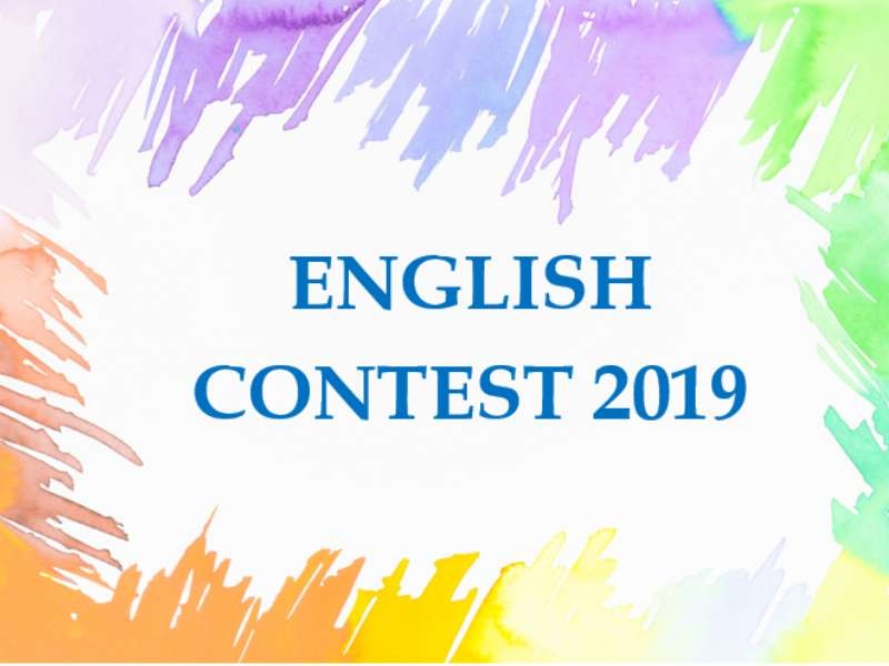 English Contest 2019 for HaUI students