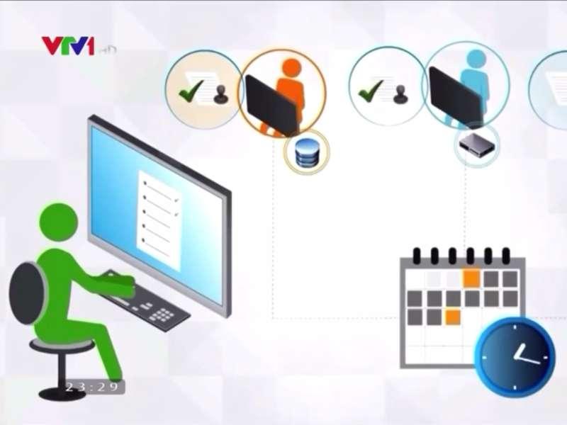 Ứng dụng công nghệ mới cho đại học thông minh ở Việt Nam - Bản tin phát sóng trên VTV1
