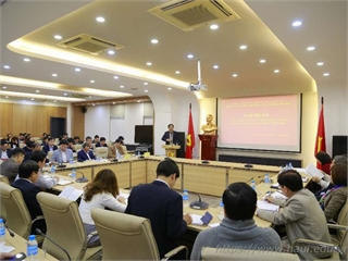 Đảng bộ Trường Đại học Công nghiệp Hà Nội tập huấn công tác tổ chức đại hội đảng các cấp