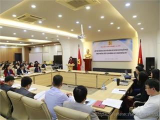 Đại học Công nghiệp Hà Nội tổ chức bồi dưỡng chuyên môn về công tác khảo thí cho cán bộ, giảng viên