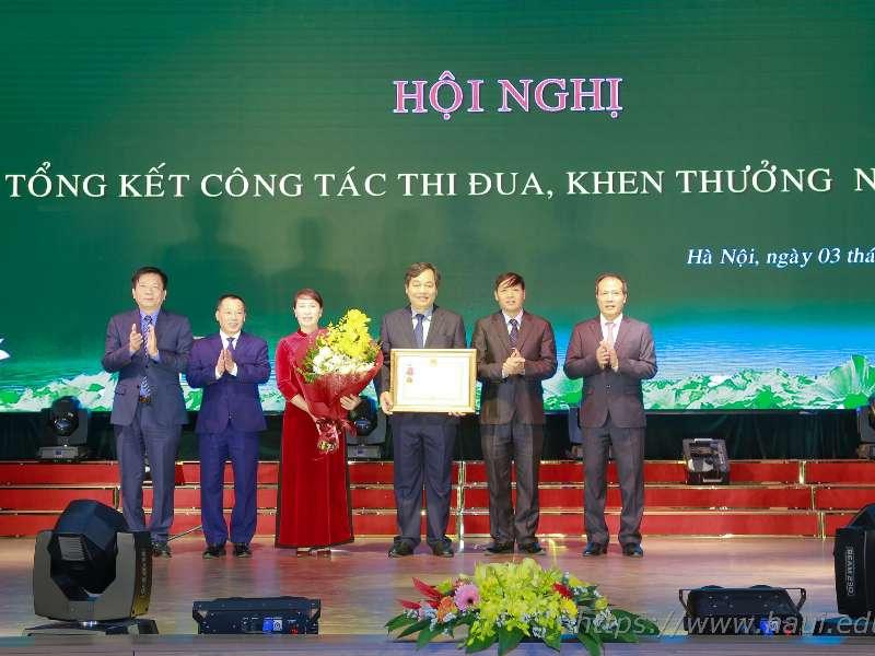 Hội nghị Tổng kết công tác thi đua, khen thưởng và công tác xây dựng Đảng năm 2019