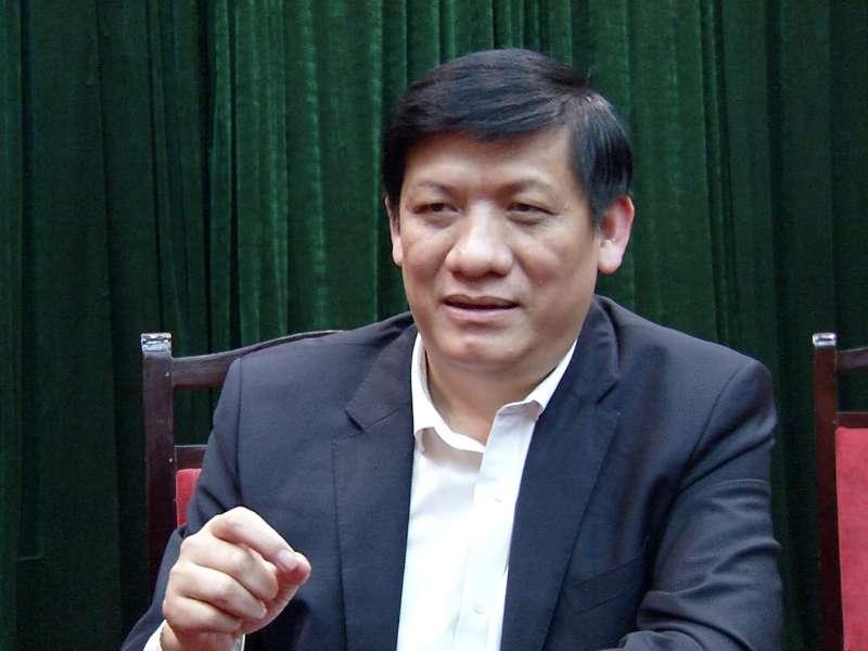 """Thứ trưởng Nguyễn Thanh Long: """"Ngay bây giờ cuộc sống đã trở lại bình thường"""""""