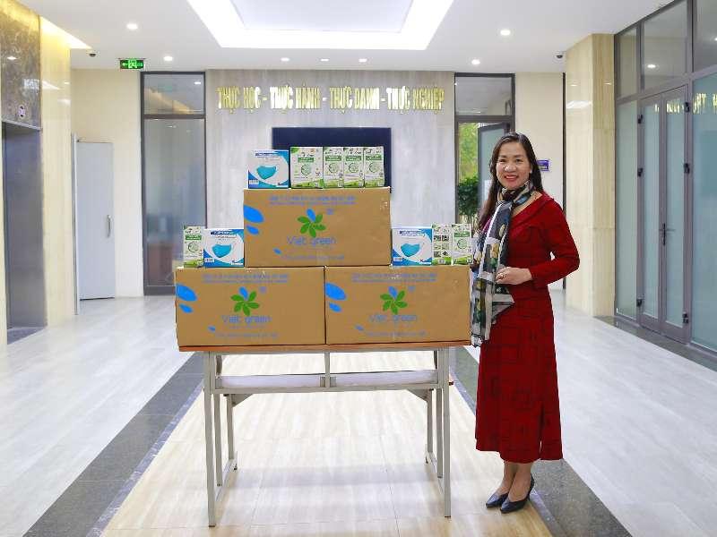 Ứng dụng tinh dầu thiên nhiên Việt Nam trong sản xuất khăn ướt kháng khuẩn phòng chống dịch COVID-19