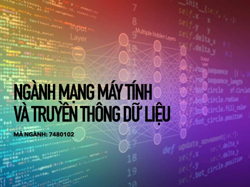 Ngành Mạng máy tính và truyền thông dữ liệu