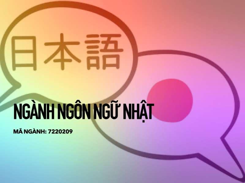 Ngành Ngôn ngữ Nhật