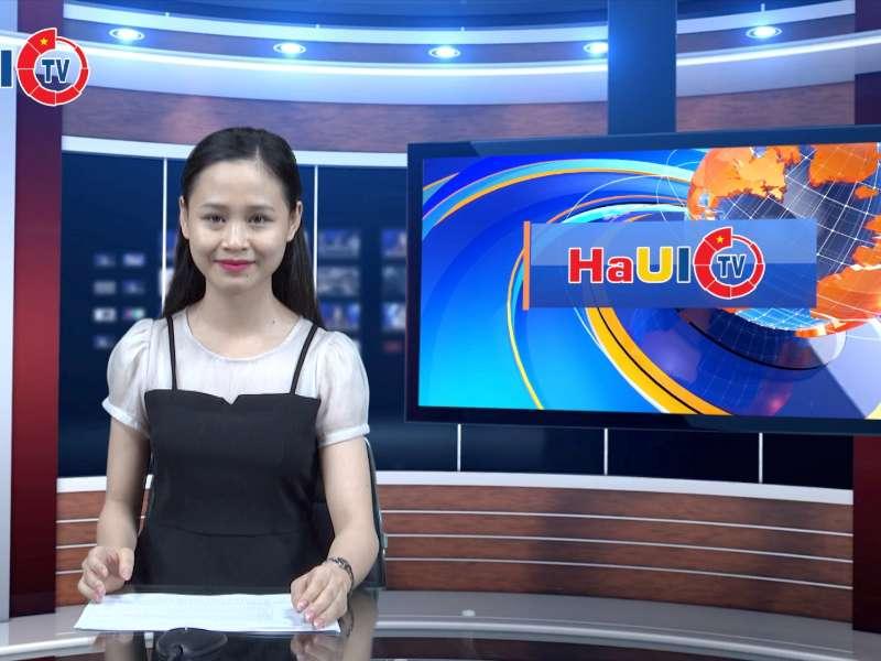 Bản tin số 7 kênh truyền hình Đại học Công nghiệp Hà Nội
