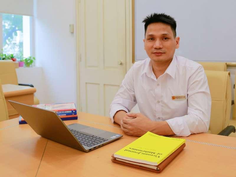 TS. Nguyễn Hữu Sáu với công bố quốc tế về toán học