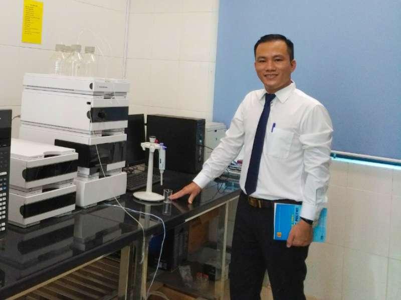 TS. Nguyễn Tuấn Anh với nghiên cứu về vật liệu chống cháy thân thiện môi trường