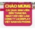Hội thảo cơ hội việc làm và phỏng vấn trực tiếp của Công ty TNHH LG Display Việt Nam Hải Phòng