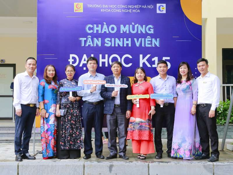 Over 7,000 freshmen join Hanoi University of Industry