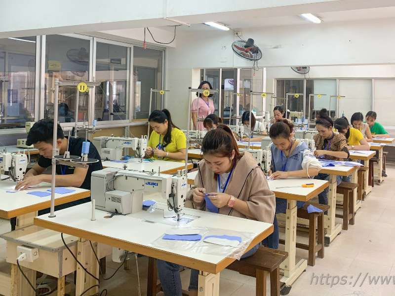 50 participants take part in the National Vocational Skills Assessment 2020