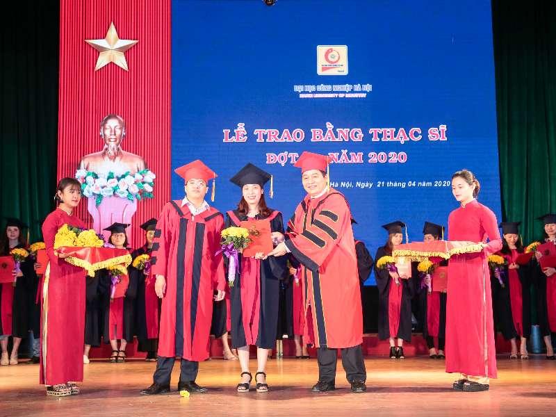 Thông báo kế hoạch Bế giảng và trao bằng thạc sĩ cho lưu học sinh Lào