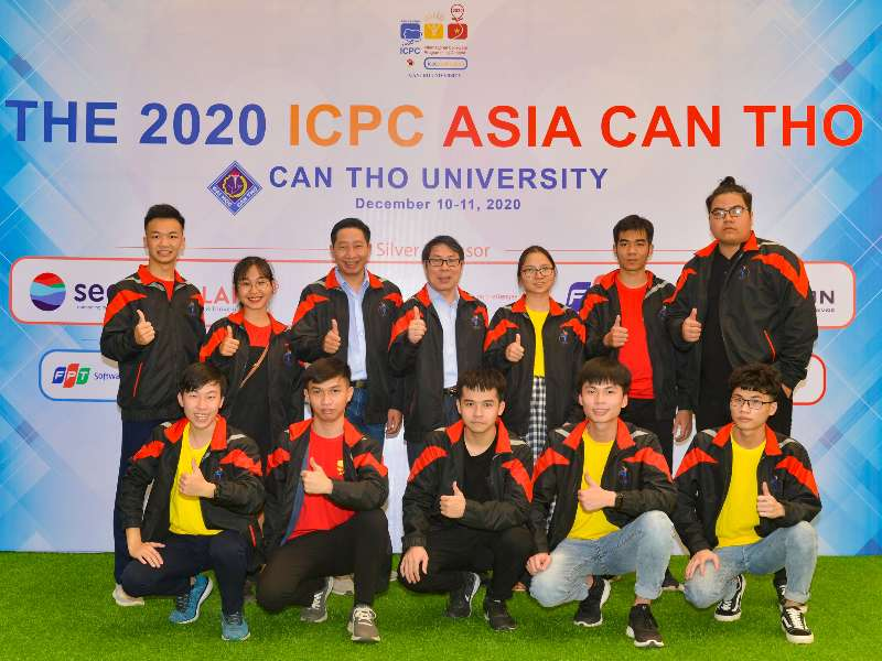 HaUI students triump at Vietnam Informatics Olympiad, Procon and ICPC Asia Cantho Regional contest 2020