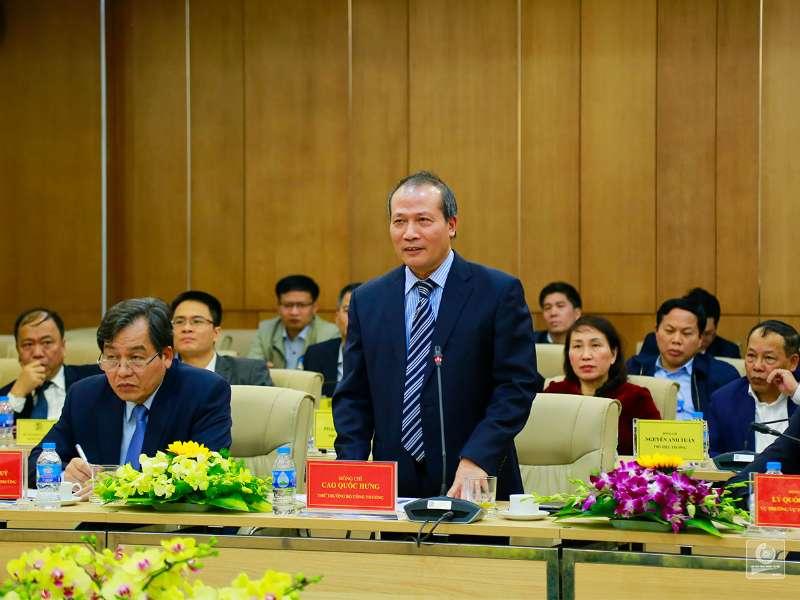 Hội nghị Chuyển đổi mô hình quản trị đại học từ Trường Đại học Công nghiệp Hà Nội thành Đại học Công nghiệp Hà Nội