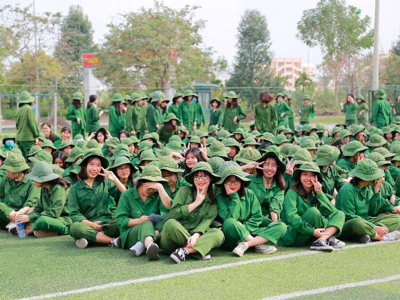 Giáo dục quốc phòng và an ninh góp phần quan trọng hình thành lý tưởng và ý thức tổ chức kỷ luật, nghị lực phấn đấu vươn lên của sinh viên trường Đại học Công nghiệp Hà Nội