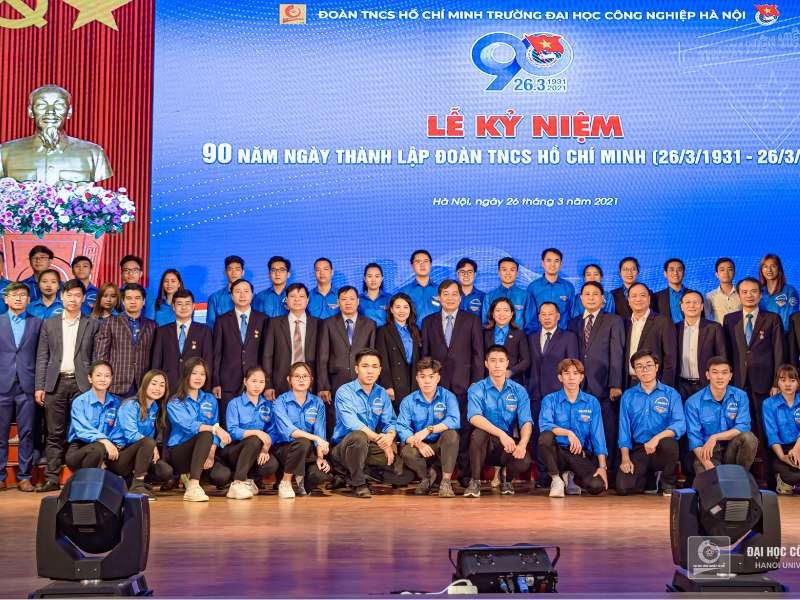 Youth Union's 90th founding anniversary celebrated