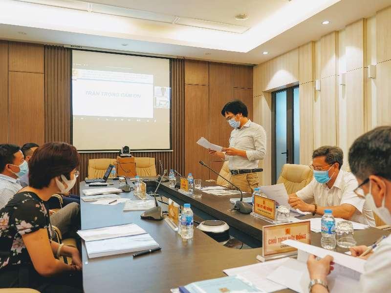 Đại học Công nghiệp Hà Nội tổ chức bảo vệ luận văn thạc sĩ trực tuyến cho học viên nước CHDCND Lào