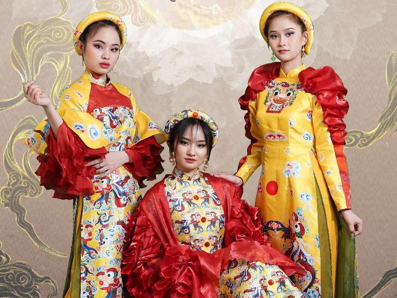 Nhiều ý tưởng độc đáo tại Lễ bảo vệ đồ án tốt nghiệp ngành Thiết kế Thời trang
