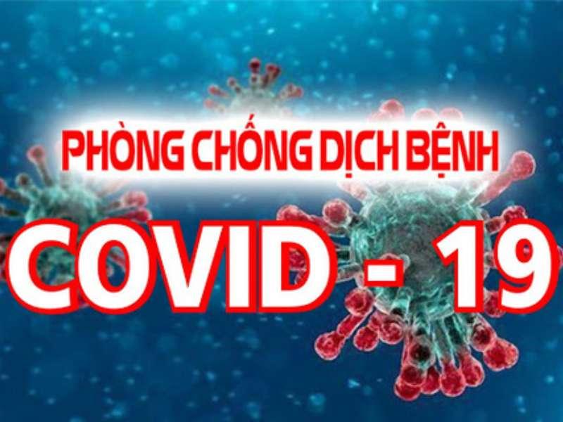 Công điện số 14/CĐ-CTUBND về quyết tâm triển khai các biện pháp phòng, chống dịch COVID-19