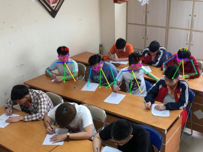 Ứng dụng phát hiện gian lận thi cử của sinh viên Đại học Công nghiệp Hà Nội được truyền thông chú ý