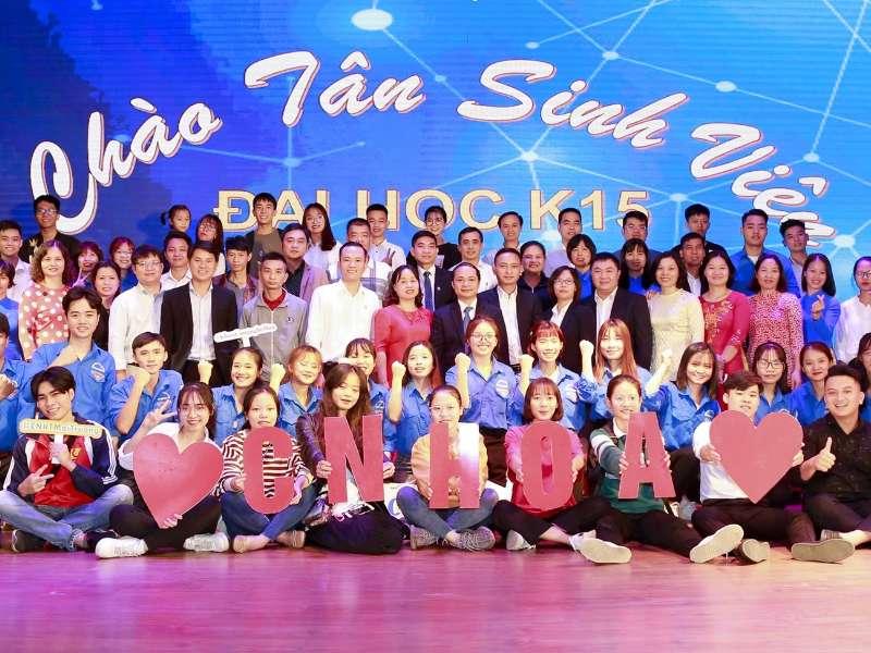 Điểm chuẩn vào Đại học Công nghiệp Hà Nội trong 2 năm qua