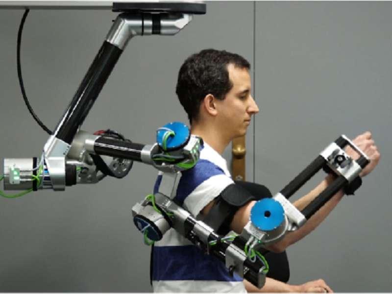 Phát triển thuật toán cải tiến robot phục hồi chức năng cho người đột quỵ